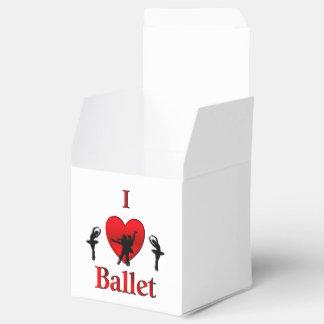 I ballet del corazón cajas para regalos