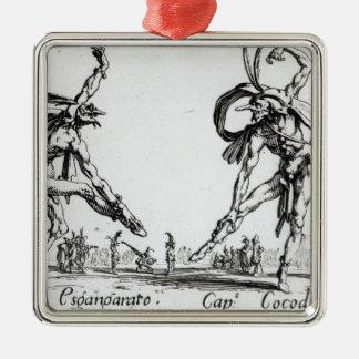 I Balli de Spessanei, or Le Grande Chasse Ornaments