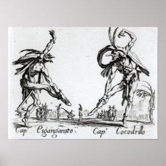 I Balli de Spessanei, or Le Grande Chasse Poster