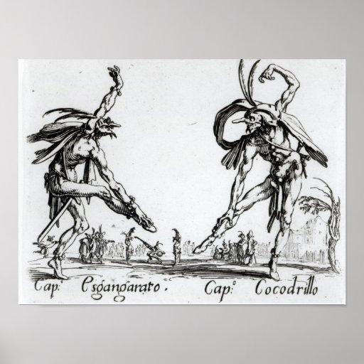 I Balli de Spessanei, or Le Grande Chasse Posters