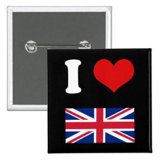 I bandera británica BRITÁNICA de Union Jack del am Pin