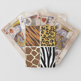 I baralho Africa Bicycle Playing Cards