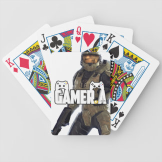 I baralho blog Gamera Bicycle Playing Cards