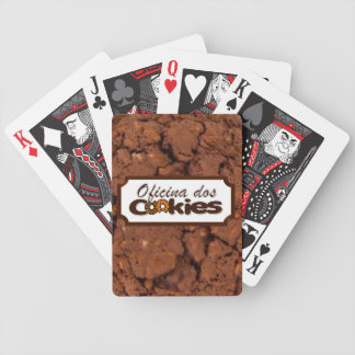 I baralho - Cookie ChocoHeaven Bicycle Playing Cards