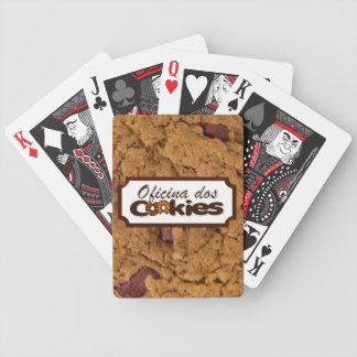 I baralho - Cookie Classic Bicycle Playing Cards