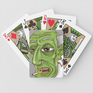 I baralho Punk Toon. Bicycle Playing Cards