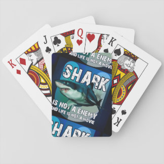 I baralho Shark Playing Cards