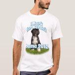 I Bark for Barack, Bo the First Dog Obama T-Shirt