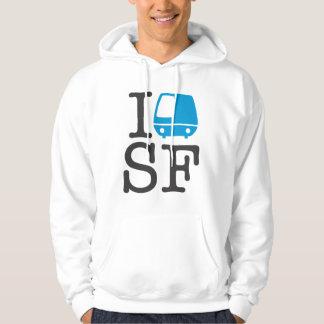 I Bart SF Hoodie