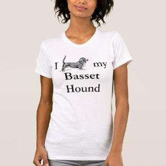 I Basset Hound my Basset Hound T-Shirt
