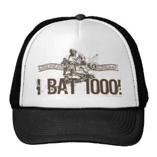 I Bat 1000! Hat