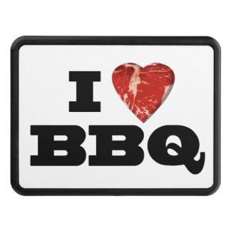 I Bbq del corazón, parrilla divertida del filete Tapa De Tráiler