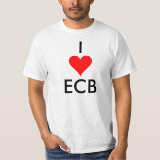 I BCE 2 del corazón Playera