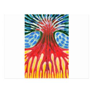 I Be Burning-Hot Postcard