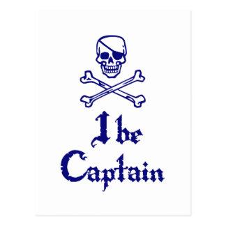 I be Captain Postcard
