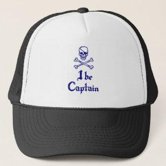 I be Captain Trucker Hat