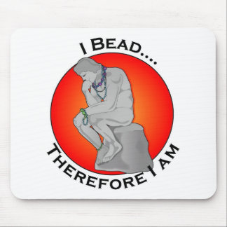 I Bead Mouse Pads
