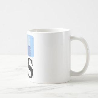 I Beaker LS Coffee Mug