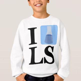 I Beaker LS Sweatshirt