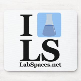 I beaker LS w/ Domain Mousepads