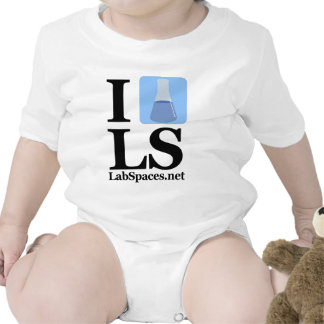 I beaker LS w/ Domain Tshirt