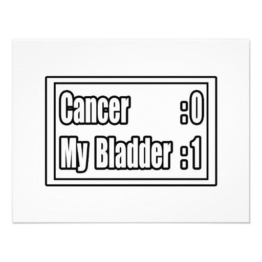 I Beat Bladder Cancer (Scoreboard) Custom Announcements