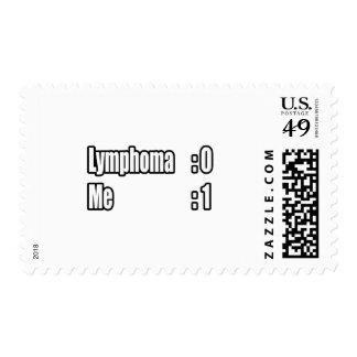 I Beat Lymphoma (Scoreboard) Postage