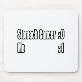 I Beat Stomach Cancer (Scoreboard) Mouse Pad