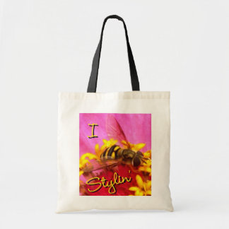 I BEE STYLIN' budget tote Tote Bags