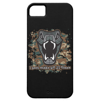 I Been Snake Bit 27 Times iPhone 5 Covers