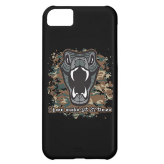 I Been Snake Bit 27 Times iPhone 5C Case