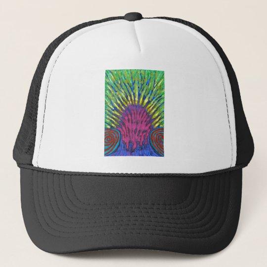 I Beging Growing Trucker Hat