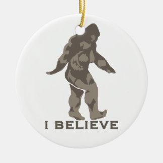 I believe 2 ceramic ornament