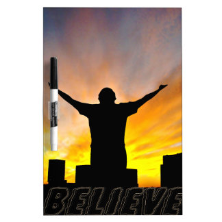 I Believe#2_ Dry-Erase Whiteboard