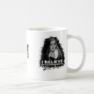 I Believe And Blah Mug