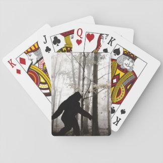 I Believe Bigfoot Lives Card Deck