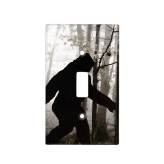I Believe Bigfoot Lives Light Switch Covers