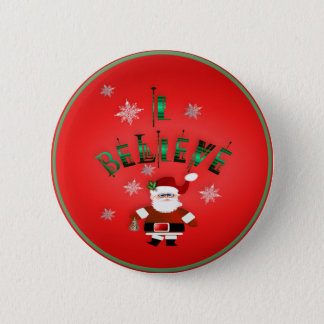 I Believe! Buttons
