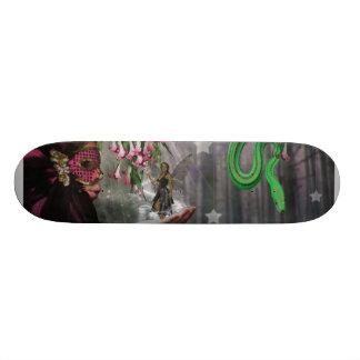 I believe custom skateboard