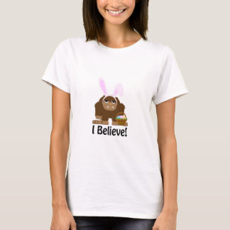 I Believe! Easter Bigfoot T-Shirt