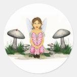 I Believe Fairy Stickers