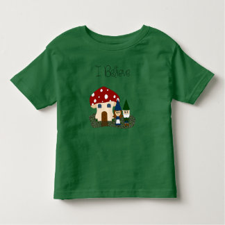 I Believe - Gnomes Toddler T-shirt