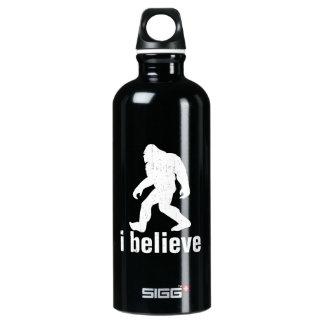 I believe - Gone Squatchin Aluminum Water Bottle