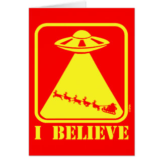 I believe greeting cards