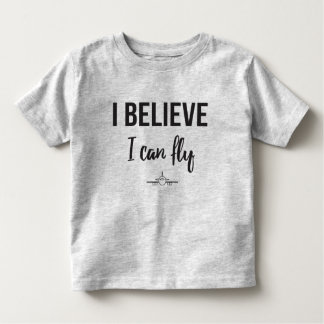 I Believe I Can Fly Kids T shirt