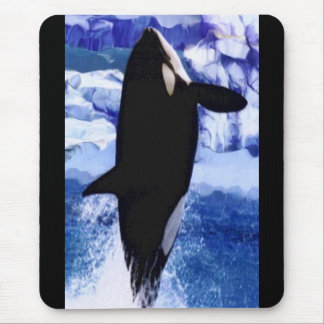 I Believe I Can Fly Mouse Pads