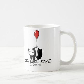 I believe I dog fly Coffee Mug