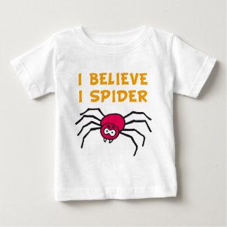 I believe I to spider - i believe i SPI that Baby T-Shirt