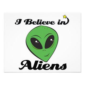 i believe in aliens announcements