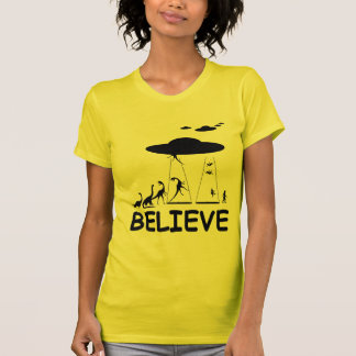 I believe in aliens T-Shirt